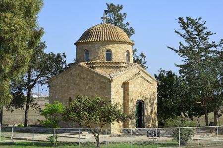 and saint: Cyprus, Saint Barnabas monastery