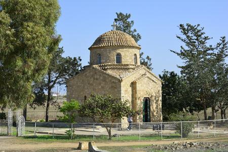cyprus: Cyprus, Saint Barnabas monastery