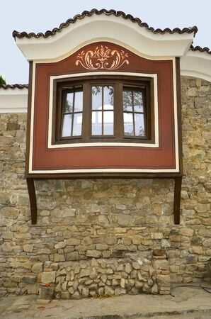 projecting: Bulgaria, projecting alcove in Old Plovdiv