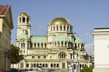 alexander: Sofia, Bulgaria - Alexander Newski cathedral - aka Hram Alexander Nevski