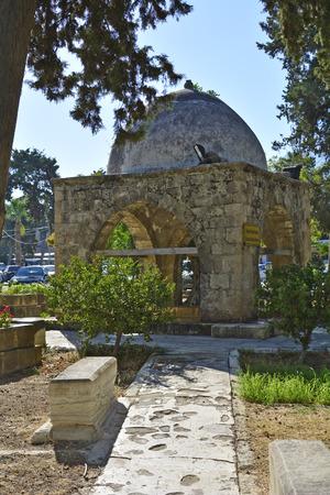 cyprus: Cyprus, cemetery in Kyrenia