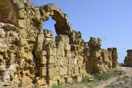 cyprus: Cyprus, ancient Salamis