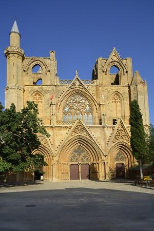mustafa: Cyprus, Famagusta, Lala Mustafa Pasha mosque aka Saint Nicholas cathedral