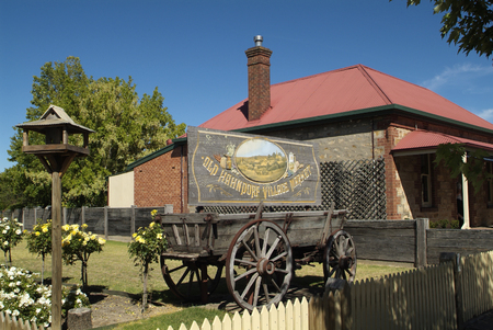 Australia, Hahndorf - the village near Adelaide was foundet by German immiagrants