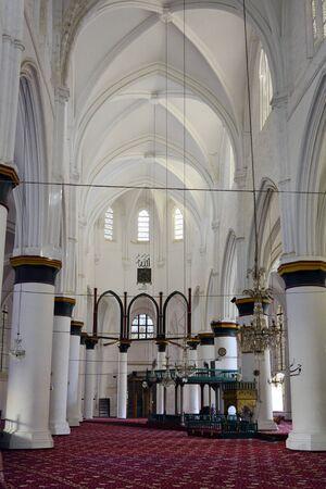 selimiye mosque: Cyprus, Nicosia, inside Selimiye mosque