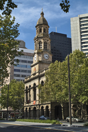 adelaide: Australia, town hall from Adelaide