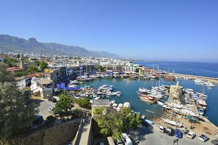 Cyprus, Kyrenia aka Girne