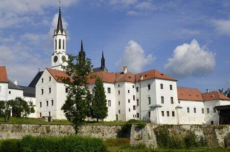 republik: Czech Republik, monastery of  Vissy Brod Editorial