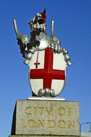 Großbritannien, Skulptur in London