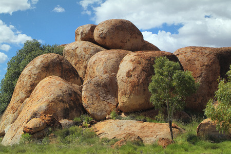 territory: Devils Marbles, Northern Territory, Australia