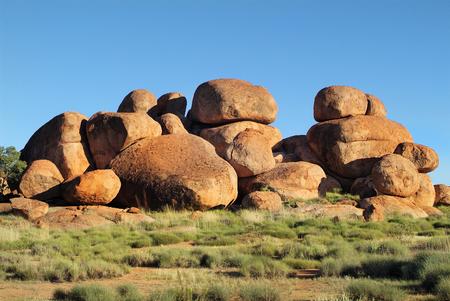 northern: Devils Marbles, Northern Territory, Australia