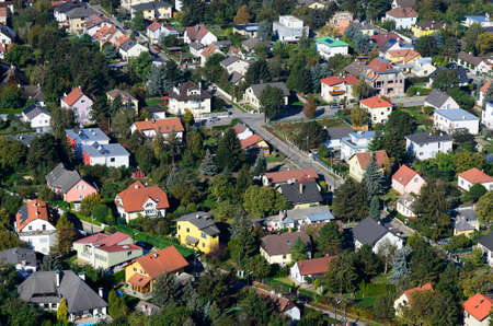 settlement: Austria, settlement in Brigittenau district in Vienna Stock Photo