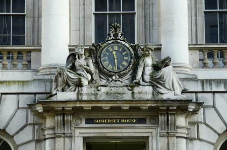 somerset: Great Britain, London, Somerset House