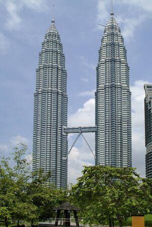 petronas: Kuala Lumpur, Malaysia, Petronas towers Editorial