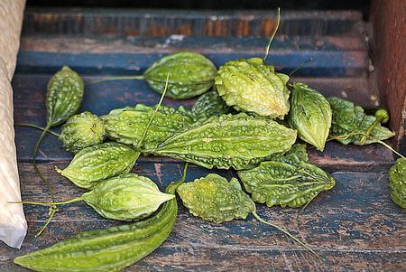bitter melon: Bhutan, bitter cucumber aka bitter melon