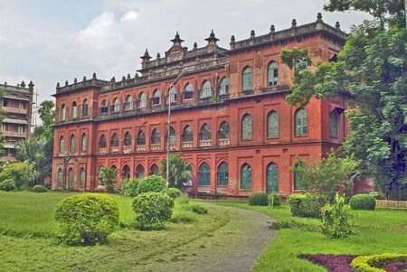 dhaka: Bangladesh, Dhaka, former residence of Lord Carzon, now part of the public university