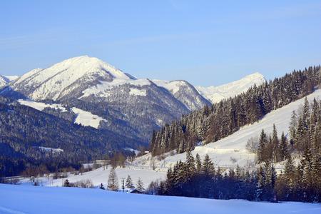 tyrol: Austria, winter landscape in Tyrol