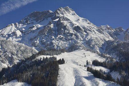 tyrol: Austria, winter in Tyrol