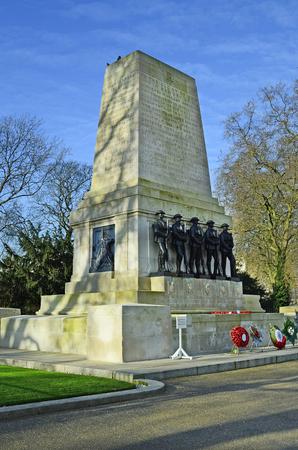 division: Great Britain, London, Guards Division memorial Editorial