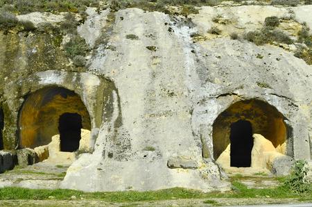 tumbas: Grecia, Creta, tumbas antiguas