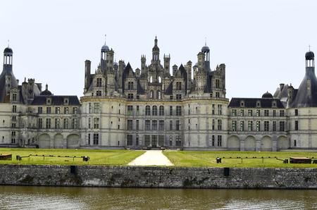 chambord: France, Loire Valley, Chateau de Chambord,