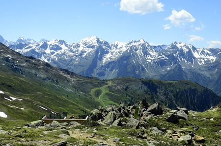 tirol: Austria, Tirol, Pitztal and Austrian alps