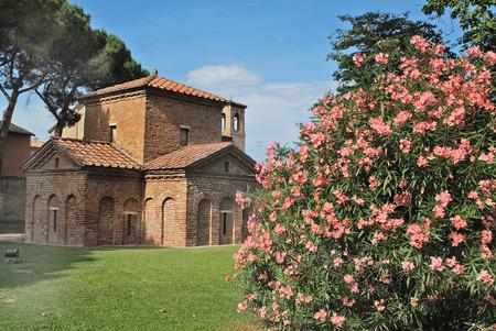mausoleum: Italy, Ravenna, Mausoleum of Galla Placida