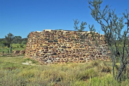 territory: old well in Northern Territory, Australia