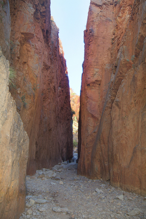 territory: Standley Chasm in Northern Territory, Australia