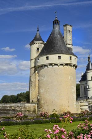 the loire: France, Loire Valley, Castle Chenonceau