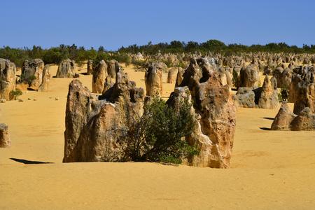 Australië, WA, toeristische trekpleister en natuurmonument