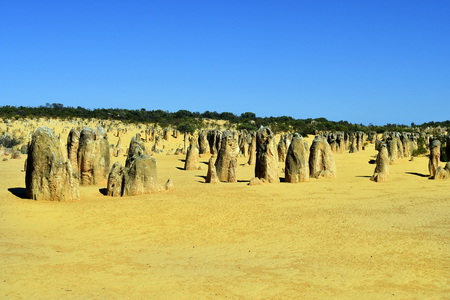 Australia, WA,  preferred tourist attraction and natural landmark