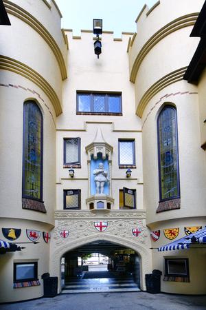 Australia, Perth, London Court a preferred shopping arcade