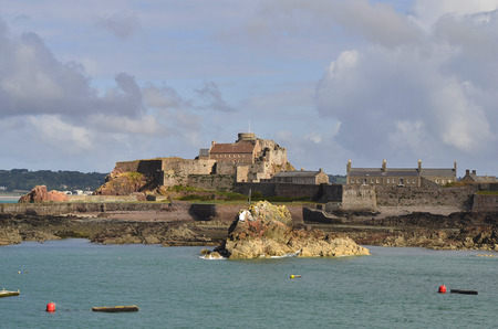 UK, Great Britain, Jersey, Elizabeth Castle