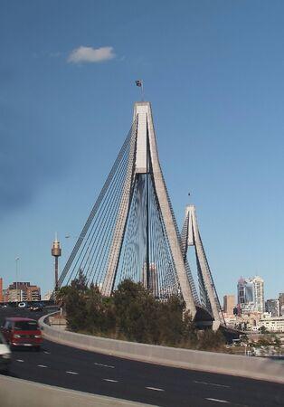 Australia, Ancac bridge in Sydney