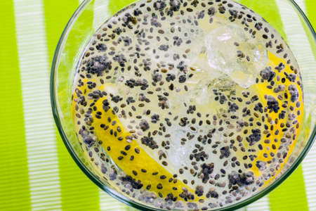 Chia Fresca - a refreshing drink from the north of Mexico