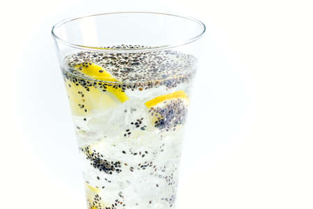 refreshing: Chia Fresca - a refreshing drink from the north of Mexico