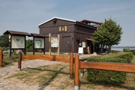 observation: Althuettendorf, community Joachimsthal, Barnim, Brandenburg, Germany - Nature Observation Station