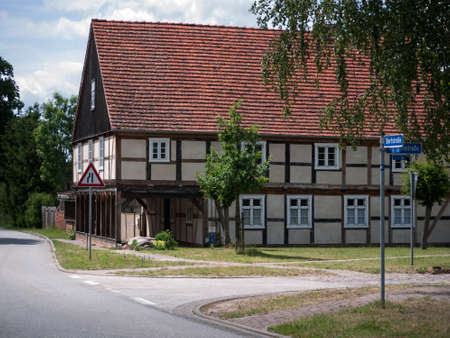 Garz,a village in the municipality of Temnitztal in Ostprignitz-Ruppin, Brandenburg, Germany