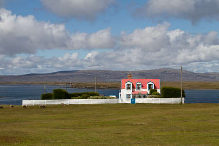 contryside: Contryside Falkland Islands Editorial