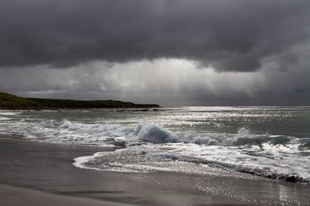 falkland: Storm on Falkland Islands