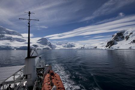 antarctica: Geerlach Steet, Antarctica