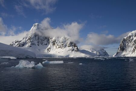 channel: Lemaire Channel, Antarctica