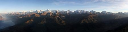 oberland: Panorama Bernese Oberland, Switzerland