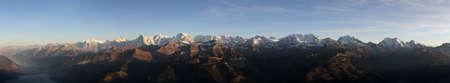 oberland: Panorama Bernese Oberland
