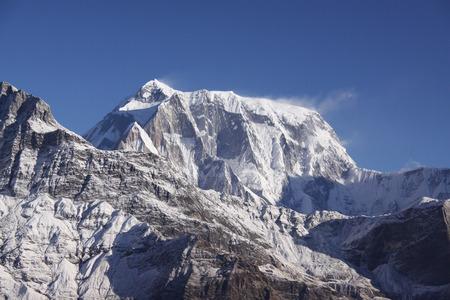 pokhara: Annapurna Range, Pokhara, Nepal