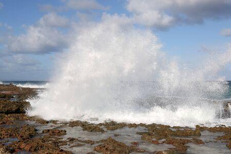 varadero: Cuba, Varadero, huge wave