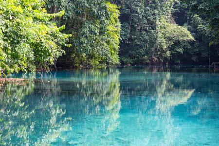 vanuatu: Blue Hole, Vanuatu