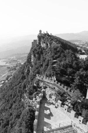 San Marino second tower: the Cesta or Fratta Editorial