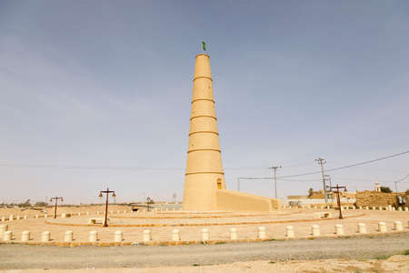 Marqab Tower, Raghba observation tower, Rughabah, Saudi Arabia